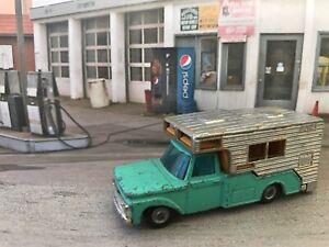 Husky Diecast Car Truck Ford Camper Van RV Mobile Home