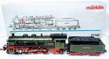 Märklin H0 37181 Digital Steam locomotive with Tender S 3/6 of the K.Bay.Sts.B.