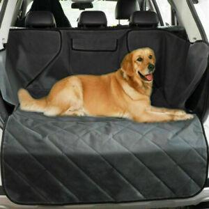 Universal Car Pet Dog Rear Boot Cargo Liner Mat SUV Waterproof Tearproof Oxford