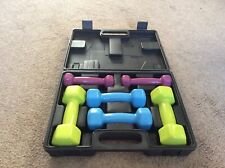 USA Pro Dumbell Weight Set X3 Pairs