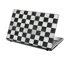 """15,6 """"TaylorHe Laptop Vinile Adesivo Decalcomania protezione copertura MARMO 2129"""