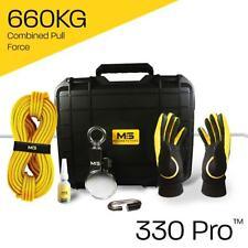 330 Pro™ Professional Magnet Fishing Kit (660KG / 1,455LB Pull Force)