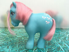 My Little Pony G1 Bow Tie Collectors Vintage Toy Hasbro 1982 Collectibles MLP A