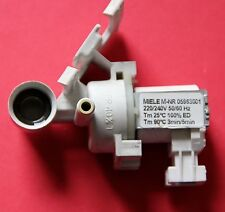 MIELE DISHWASHER G1000 G2000  SOFTENER REACTIVATION VALVE  P/NO 5963001