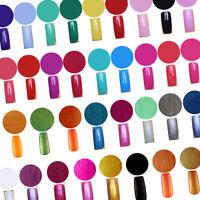 5 SET UV NAIL GEL Soak Off Professional Polish Top Base Coat Bottle Art Kit LED