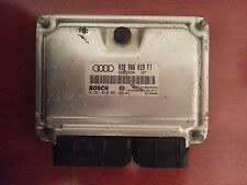 Sintonizzati!!! AUDI A3 ECU 1.9TDI 131 ASZ 038906019FT IMMO OFF Plug & Play