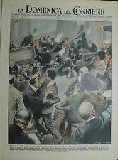 """"""" LA DOMENICA DEL CORRIERE N°15/ 12.APR.1953 - ANNO 55 """""""