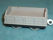 THOMAS THE TRAIN TOMY TRAINS LITTLE GRAY FLATBED CAR