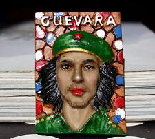 SOUVENIR  3D Resin FRIDGE MAGNE -- Che Guevara , One leaders of Cuban