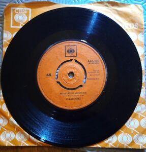 Claude King Wolverton Mountain 45 rpm Vinyl Single