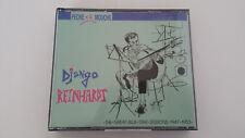 Django Reinhardt 2 CD Peche a la Mouche The Great Blue Star Sessions 1947/1953