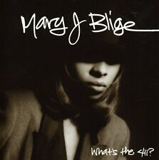Mary J. Blige - What's the 411 [New CD]