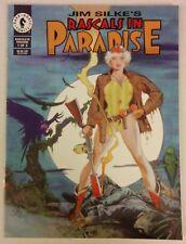 Rascals in Paradise #1 Dark Horse Comic Jim Silke 1994 Magazine Signed NM