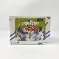 2021 Topps Opening Day Baseball Blaster Box FACTORY SEALED Free Shipping