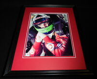 Dario Franchitti Signed Framed 8x10 Photo Poster Target Racing