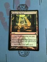 MTG - Golgari Rot Farm - FOIL - Ravnica City of Guilds - NM -Magic the Gathering