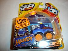 2011 Playskool Chuck & Friends Handy Die-cast Metal Truck w/ DVD MIP  Hasbro