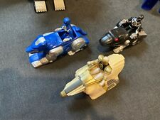 Vintage MIGHTY MORPHIN POWER RANGERS Movie 4? Action Figure Zord Lot 1993 TCFFC