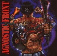 "AGNOSTIC FRONT ""WARRIORS"" CD NEW+"