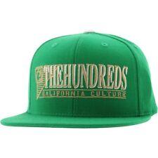 The Hundreds Raidurrs Snapback Cap (green)