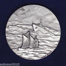 """Médaille """"FEDERATION DES ASSOCIATIONS DE MARINS ET MARINS ANCIENS COMBATANTS"""""""