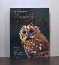 The Encyclopedia of British Birds, 1000 Pictures, Over 300 Species