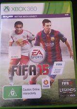 FIFA 15 XBOX 360 (Game Like New) Free Postage