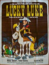LUCKY LUKE DAISY TOWN French Grande movie poster 47x63 A MORRIS NM 1970