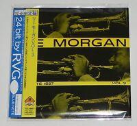 LEE MORGAN / VOL.3 JAPAN Mini LP CD w/OBI TOCJ-9021