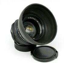 Vintage Black Mir-1 2.8/37 M42 lens Wide angle Portrait Photo Flektogon USSR R15
