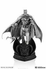 "Royal Selangor DC Batman Pewter Collectible 9.25"" Tall Figurine Statue MISB NEW"