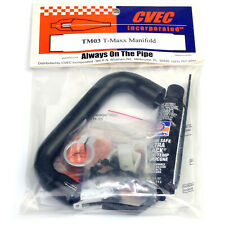 Vintage CVEC T-Maxx Manifold Kit For Cvec And Other Tuned Pipes CVECTM03
