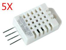 5X DHT22 AM2302 Digital Temperatursensor Luftfeuchte Sensor Arduino Raspberry
