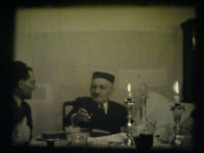 16MM SILENT-1940 HOME MOVIES-JEWISH PASSOVER CELEBRATION-BABY DENA AT ONE YEAR