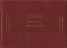 Daimler Sovereign & Vanden Plas XJ Series III 4.2 original Handbook 1979 Ed. 2
