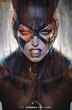 Catwoman #2 (2018) Stanley Artgerm Lau variant 1st Print NM B165