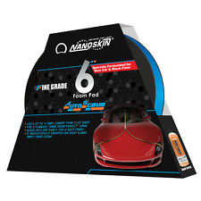 "Nanoskin Car Care AS-006 6"" Autoscrub Fine Blue Clay Pad Fine fast&free shipping"