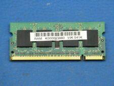 256MB RAM Speicher 1Rx16 PC2-4200S-444-12-C0  8100025798-44528