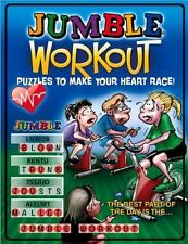Jumble(R) Workout: Puzzles to Make Your Heart Race! (Jumbles(R))
