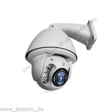 Autotracking PTZ Domekamera 1.3MP Überwachungskamera beweglich optische Zoom IP
