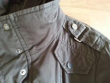 ESPRIT Winter Parka Damenmantel Gr. 42 braun  Mantel Damen Jacke