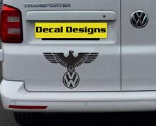 VW Iron Eagle Vinyl Decal sticker VOLKSWAGEN T25 T4 T5 T6 GOLF PASSAT BEETLE