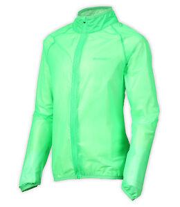 Ziener Children Bike Bicycle Rain Jacket Cirin Green Transparent 746 New