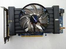 Gigabyte Nvidia Geforce GTX 550 Ti (1024 MB 192Bit) GDDR5 (GV-N550 OC-1GI) #GK98