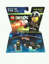 LEGO DIMENSIONS The Lego Movie Bad Cop & Police Car FUN PACK 71213  Brand New