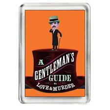 A Gentleman's Guide To Love And Murder. The Musical. Fridge Magnet.
