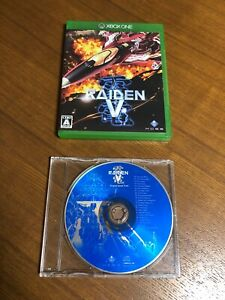 -Raiden V Iimited edition w/sound track-Import Japan Xbox One