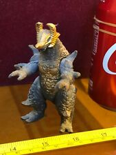ULTRAMAN ULTRA MAN Rare Official Action Figure Monster Horned Dino Fighter