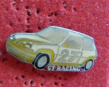 RARE BEAU PIN'S VOITURE R5 SUPER 5 RENAULT SUPER GT TURBO RACING
