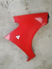 MITSUBISHI COLT CZ2 DRIVERS SIDE WING RED P04 A127 ESSEX